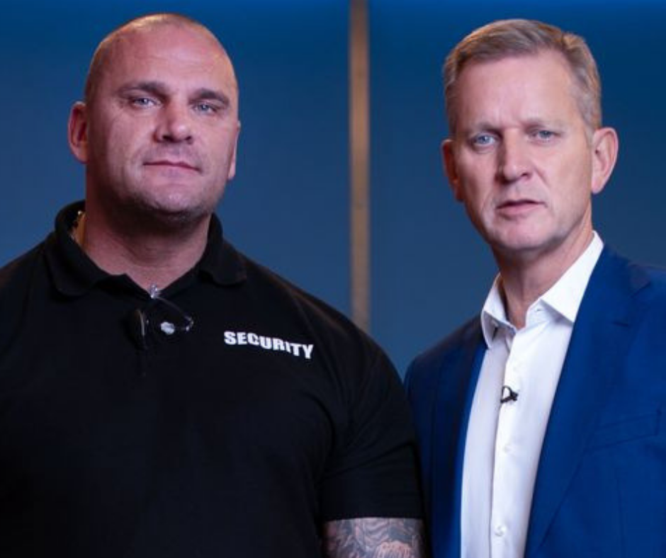 What Ever Happened To Jeremy Kyle Security Guard After Show Was Axed?