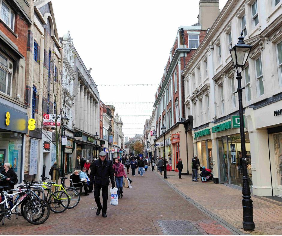 What Does The Decline Of The high Street Mean For The Security Guard?