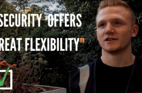 "Jack – ""security is one of the few professions that offers great flexibility""​"