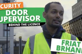 The Newly Licensed Door Supervisor Who Dreams Of Opening His Own Business