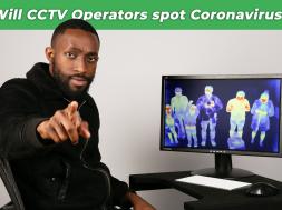 CCTV Operator Themal Imaging