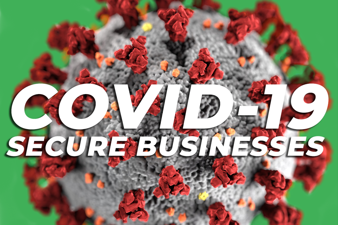 Why must all UK businesses legally be COVID-19 Secure