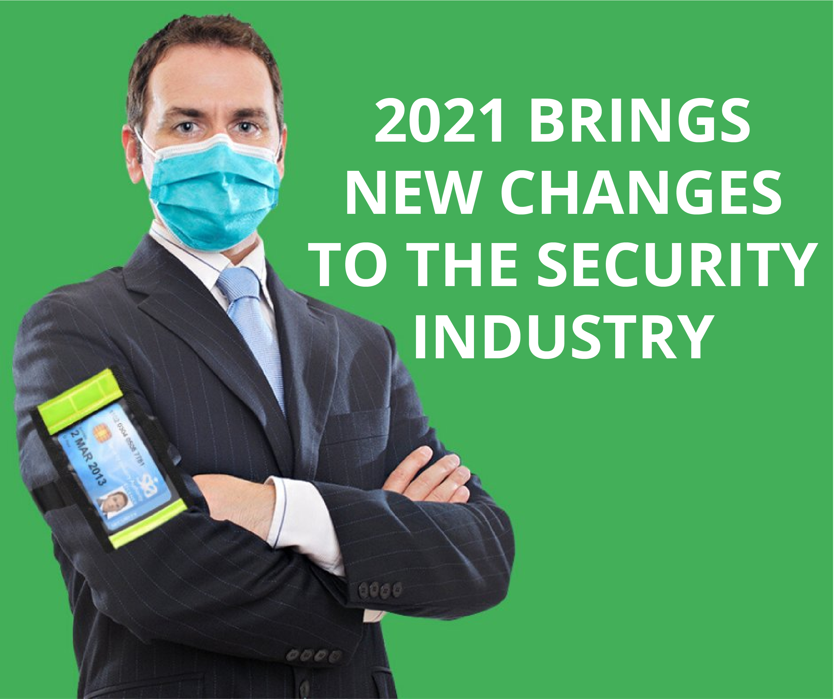 Licenced-Linked Qualifications & Top-up Training shaking up the security industry in 2021