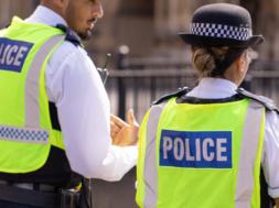 police WordPress