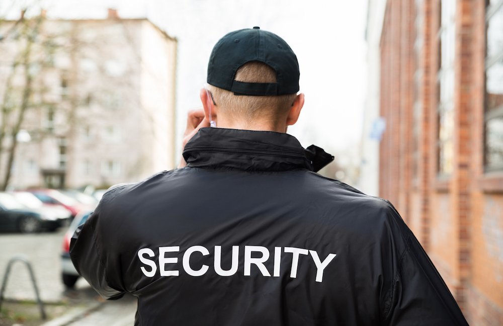 Take Advantage of Your Apartment Security Guard